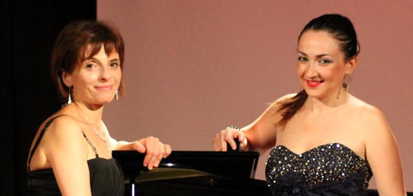 Italialaisia aarioita ja Debussyn pianomusiikkia