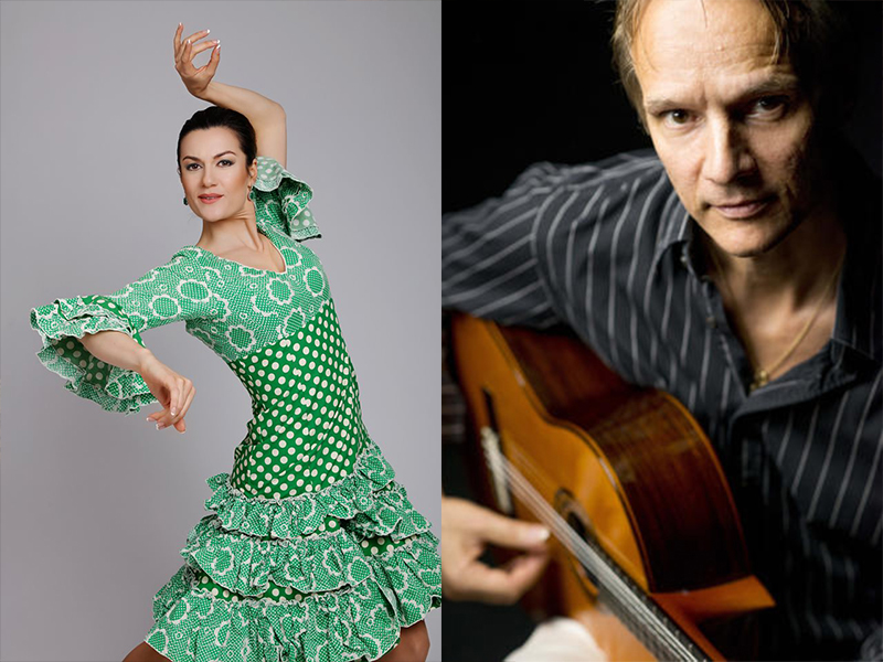 Flamencon intohimoa ja inspiraatiota!